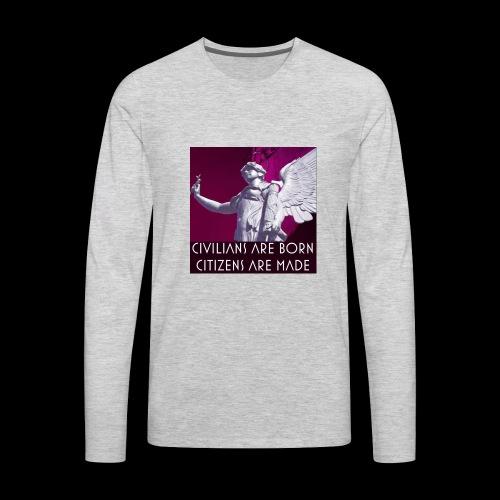 Heaven's Blessing - Men's Premium Long Sleeve T-Shirt