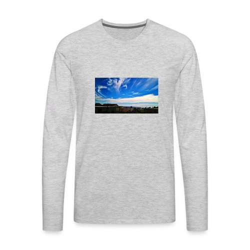 Autumn can be beautiful - Men's Premium Long Sleeve T-Shirt