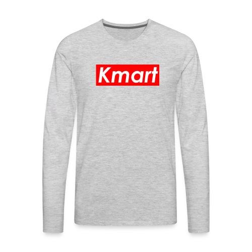 Joe Kelly Fight Club - Men's Premium Long Sleeve T-Shirt