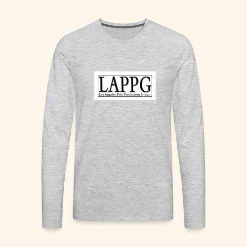 LAPPG Logo2014 - Men's Premium Long Sleeve T-Shirt