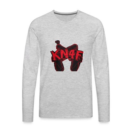 KN4F - Men's Premium Long Sleeve T-Shirt
