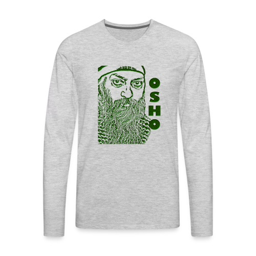Osho - Men's Premium Long Sleeve T-Shirt