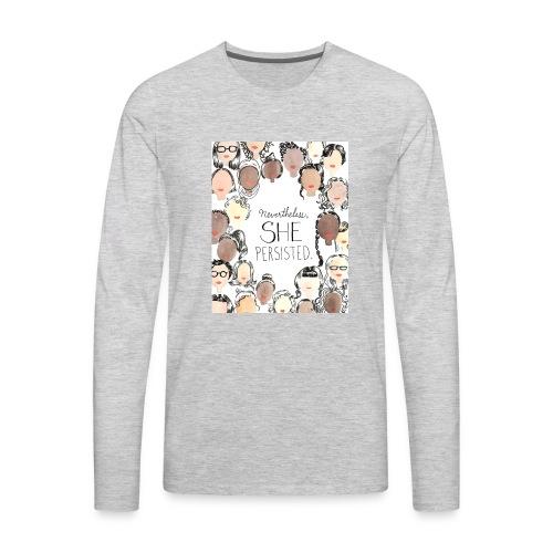 ce4a5cc71f9fdcf7850ed5fb23e28ff4b - Men's Premium Long Sleeve T-Shirt