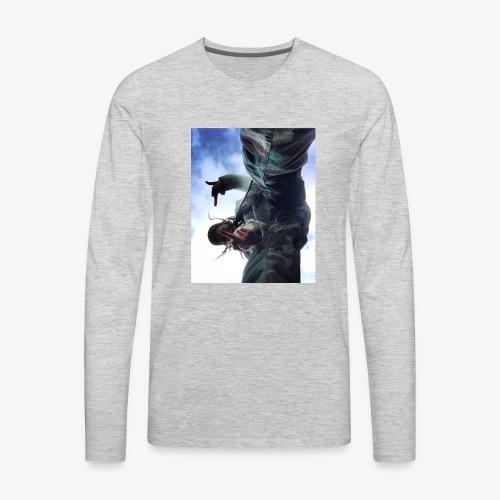 50AC56E3 C237 4569 8825 CD31D7FAAD03 - Men's Premium Long Sleeve T-Shirt