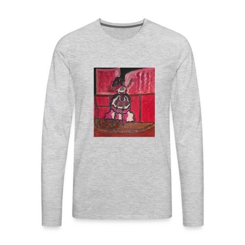 Dance Dance Be positive - Men's Premium Long Sleeve T-Shirt