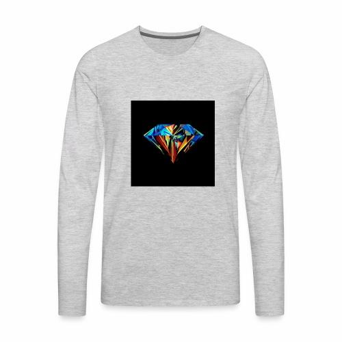 dimand - Men's Premium Long Sleeve T-Shirt