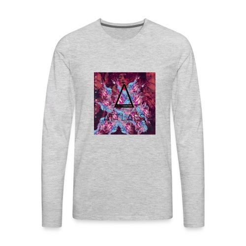 self explained - Men's Premium Long Sleeve T-Shirt