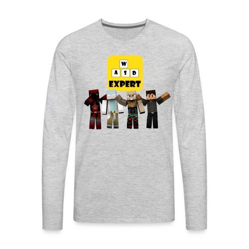 Team WASD - Men's Premium Long Sleeve T-Shirt