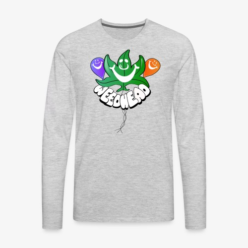 Weedhead - Men's Premium Long Sleeve T-Shirt