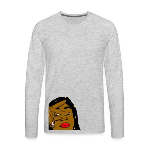 Yo Apparel Collection - Men's Premium Long Sleeve T-Shirt