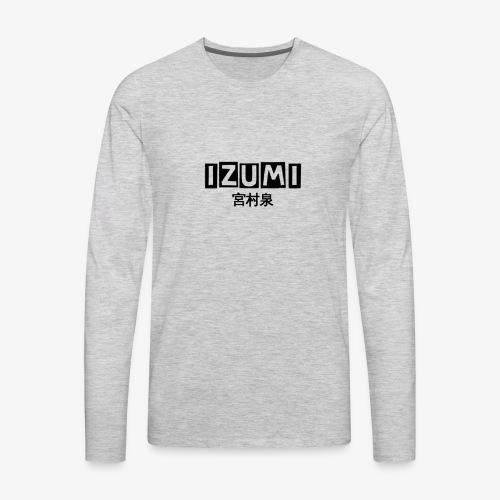 Izumi - Men's Premium Long Sleeve T-Shirt