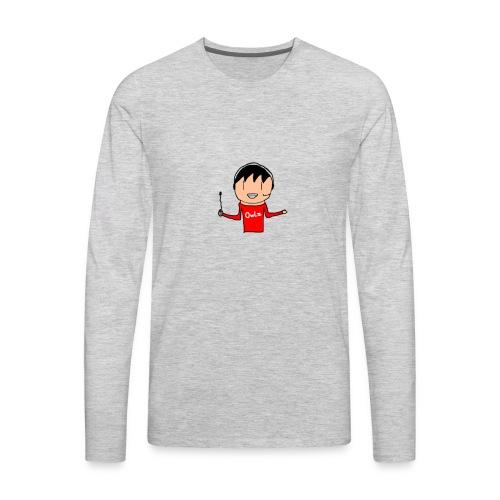 OwLzMerch - Men's Premium Long Sleeve T-Shirt