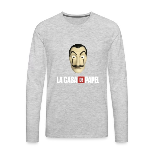 La casa de papel - Men's Premium Long Sleeve T-Shirt