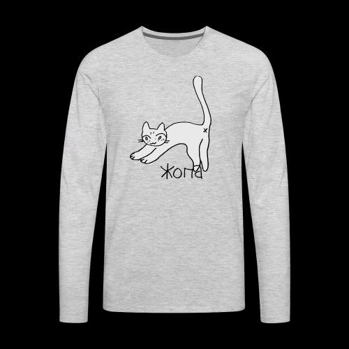ZHOPA 01 - Men's Premium Long Sleeve T-Shirt