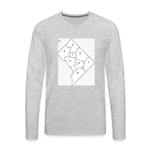 Wards - Men's Premium Long Sleeve T-Shirt