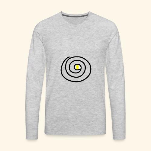 Eye Swirl - Men's Premium Long Sleeve T-Shirt