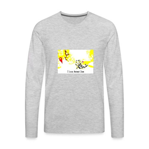 zurumalbert - Men's Premium Long Sleeve T-Shirt