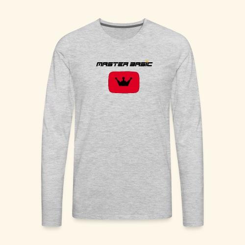 Master Basic - Men's Premium Long Sleeve T-Shirt