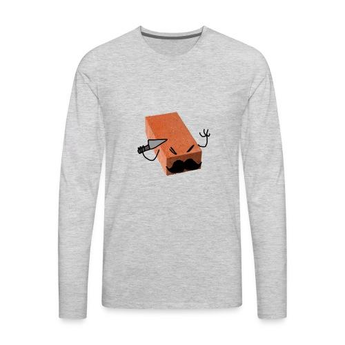 Shitty AVI - Men's Premium Long Sleeve T-Shirt