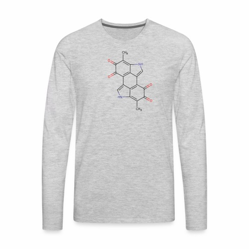 Molecular - Men's Premium Long Sleeve T-Shirt