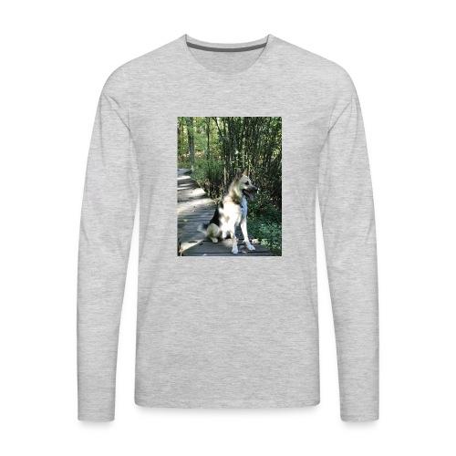 1BDE5C2F 64CF 4DCE B12A 862ED763B62E - Men's Premium Long Sleeve T-Shirt