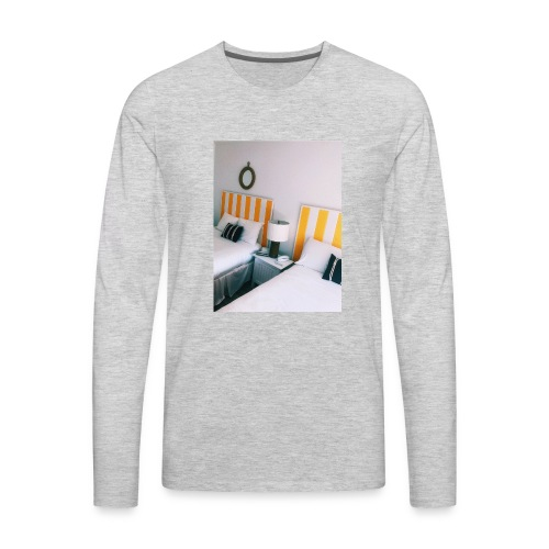 Motel - Men's Premium Long Sleeve T-Shirt