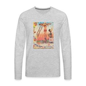 IMG 20180403 161646 EASTER !!EASTER - Men's Premium Long Sleeve T-Shirt