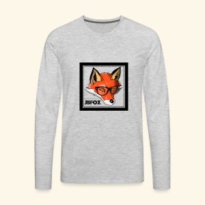 JBFox - Men's Premium Long Sleeve T-Shirt