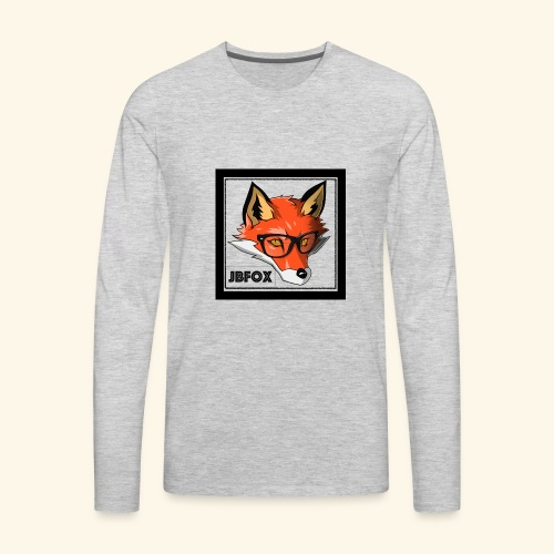 JBFox - Men's Premium Long Sleeve T-Shirt