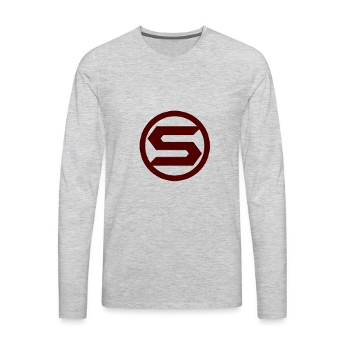 Stodymerch - Men's Premium Long Sleeve T-Shirt