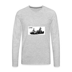 lambo - Men's Premium Long Sleeve T-Shirt