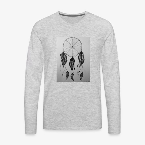 dream catcher - Men's Premium Long Sleeve T-Shirt