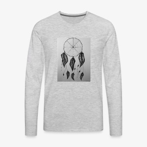 dream catcher - Men's Premium Long Sleeve T-Shirt