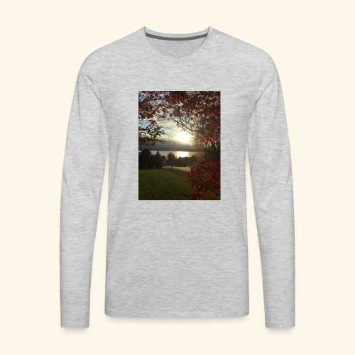 Bemus Point - Men's Premium Long Sleeve T-Shirt