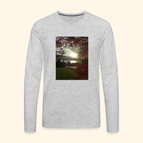 Bemus Point - Men's Premium Long Sleeve T-Shirt