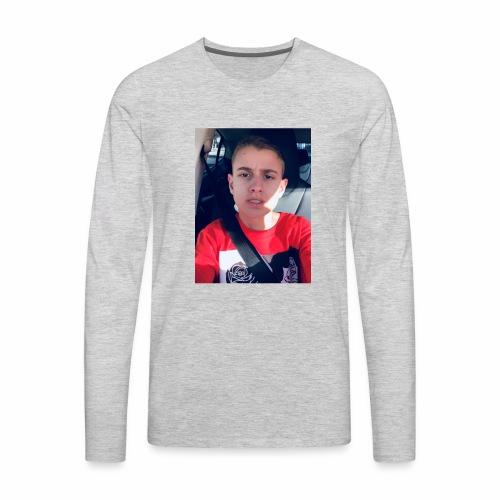 My New HairCut - Men's Premium Long Sleeve T-Shirt