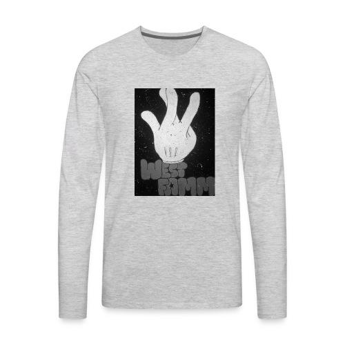 West Famm - Men's Premium Long Sleeve T-Shirt