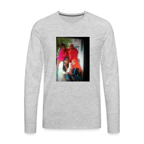 THE N.A.S.M family - Men's Premium Long Sleeve T-Shirt