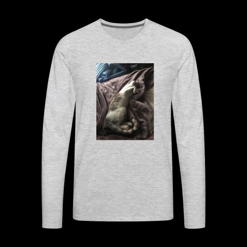 The Michi - Men's Premium Long Sleeve T-Shirt