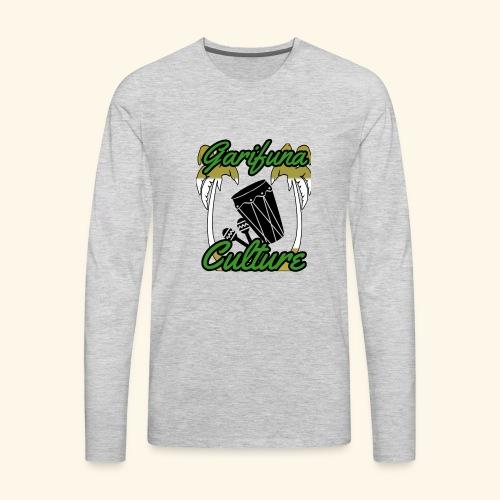 Garifuna Culture_D.o.C Store - Men's Premium Long Sleeve T-Shirt