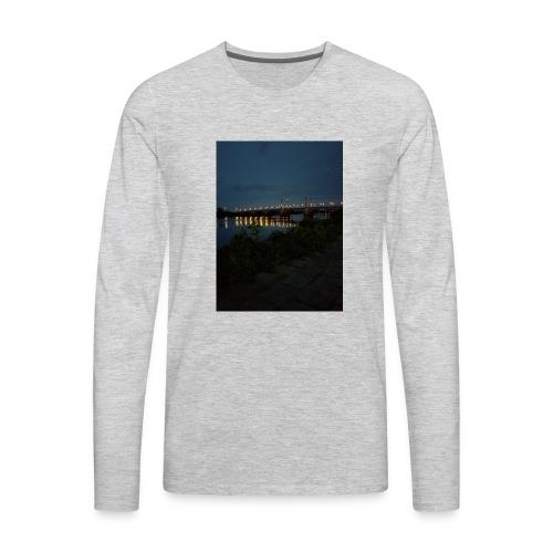 Ruslanangell17 Fundraiser - Men's Premium Long Sleeve T-Shirt