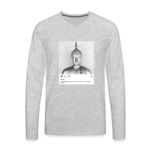BUDDHA - Men's Premium Long Sleeve T-Shirt