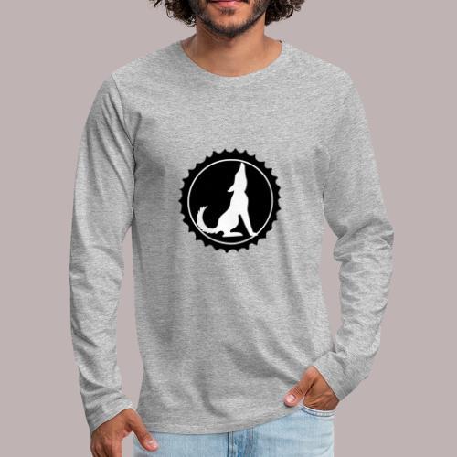 Tail Waggers - Men's Premium Long Sleeve T-Shirt