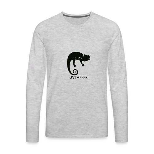 UVTAFFFR LOGO - Men's Premium Long Sleeve T-Shirt