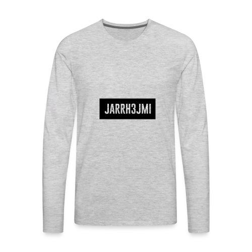 JARRH3JMI Name - For Merch - Men's Premium Long Sleeve T-Shirt