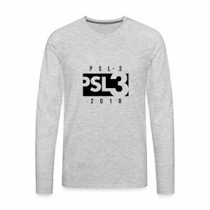 PSL 3 LIMITED EDITION DESIGN - Men's Premium Long Sleeve T-Shirt