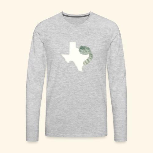 Cody Freeman Music Logo - Men's Premium Long Sleeve T-Shirt