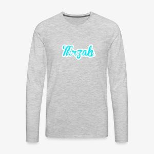 MrzahSig - Men's Premium Long Sleeve T-Shirt