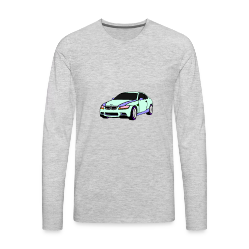 BMW - Men's Premium Long Sleeve T-Shirt