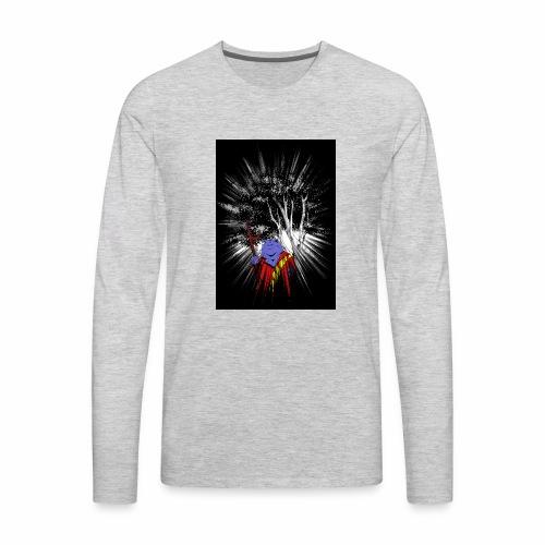 Blue Sappo - Men's Premium Long Sleeve T-Shirt